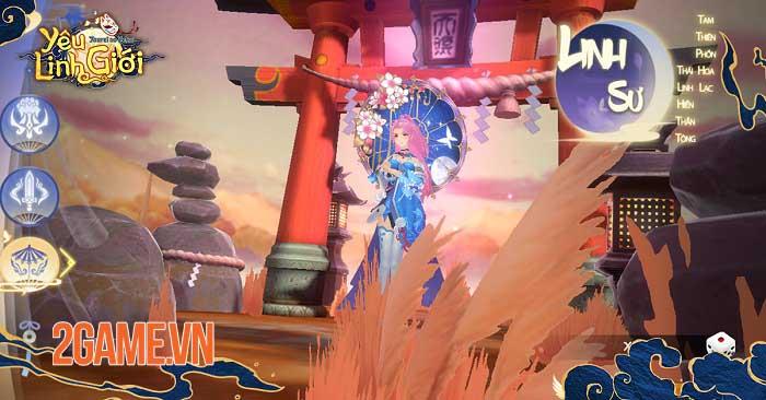 Game thủ Yêu Linh Giới Mobile mê mẩn chuỗi tính năng đặc sắc chuẩn style Nhật 2