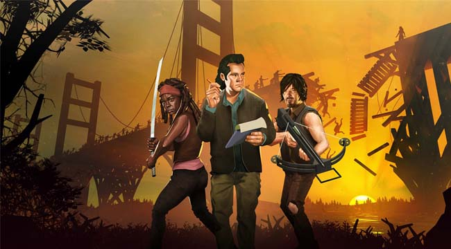 Bridge Constructor: The Walking Dead và Ironcast được tặng miễn phí