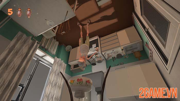 Cockroach Simulator - Trải nghiệm sinh tồn trong kiếp gián giữa lòng đô thị 1