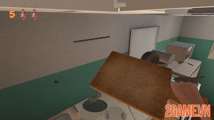 Cockroach Simulator - Trải nghiệm sinh tồn trong kiếp gián giữa lòng đô thị 2
