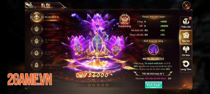 Tam Sinh Kiếp càng chơi càng cuốn với gameplay nhập vai tiên kiếm hiệp kinh điển 2