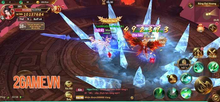 Tam Sinh Kiếp - Game tiên hiệp tình duyên ra mắt chính thức tặng ngàn code khủng 2