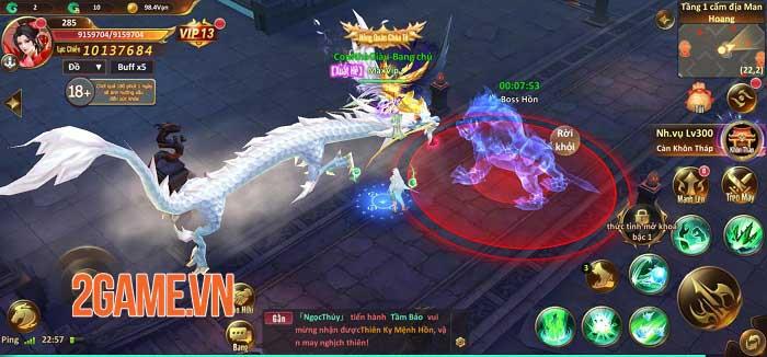 Tam Sinh Kiếp - Game tiên hiệp tình duyên ra mắt chính thức tặng ngàn code khủng 3