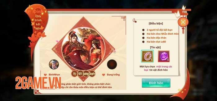 Tam Sinh Kiếp - Game tiên hiệp tình duyên ra mắt chính thức tặng ngàn code khủng 4