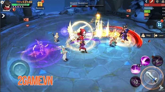Top 9 game mobile ấn tượng nhất ra mắt cộng đồng game thủ Việt trong tháng 7 2