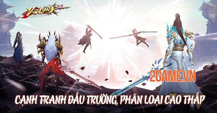 Võ Lâm Kiếm Vương 3D