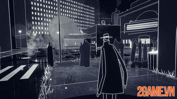 Genesis Noir - Game giải đố đồ họa đen trắng với lối chơi cực khó 2