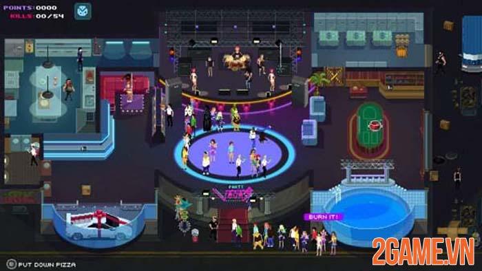 Party Hard GO - Đổi gió trở thành sát nhân vì hàng xóm quá ồn ào 1