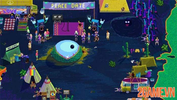 Party Hard GO - Đổi gió trở thành sát nhân vì hàng xóm quá ồn ào 3