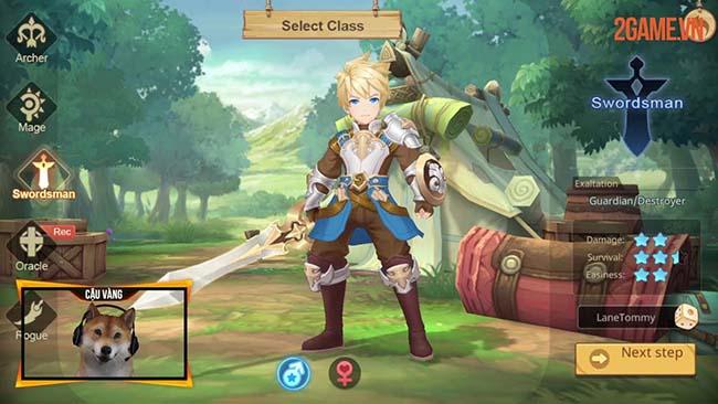 Trải nghiệm Cloud Song: Vân Thành Chi Ca Mobile – Game nhập vai 3D Chibi nuôi Pet