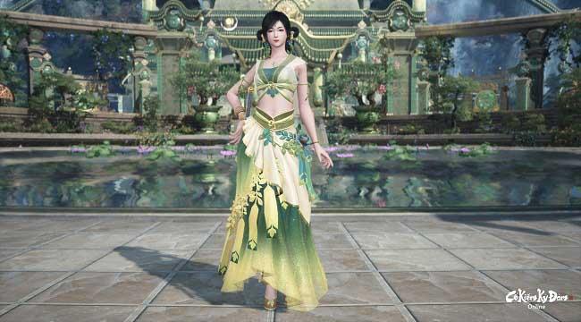 Cứ ngỡ Cổ Kiếm Kỳ Đàm Online là game thời trang vì có quá nhiều trang phục