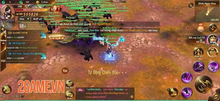 Top 9 game mobile ấn tượng nhất ra mắt cộng đồng game thủ Việt trong tháng 7 3