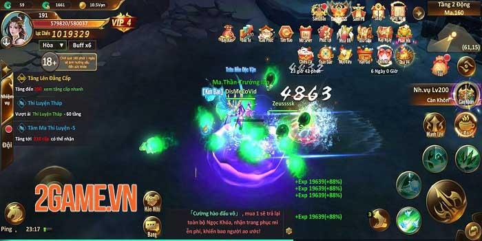 Game Tam Sinh Kiếp khiến cộng đồng game thủ vừa chơi vừa tìm lại phim để xem 0
