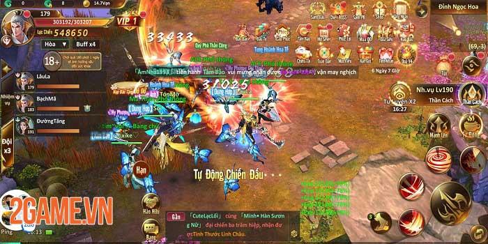 Game Tam Sinh Kiếp khiến cộng đồng game thủ vừa chơi vừa tìm lại phim để xem 2