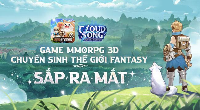 Cloud Song: Vân Thành Chi Ca – Game chibi phong cách Âu sắp được VNG phát hành