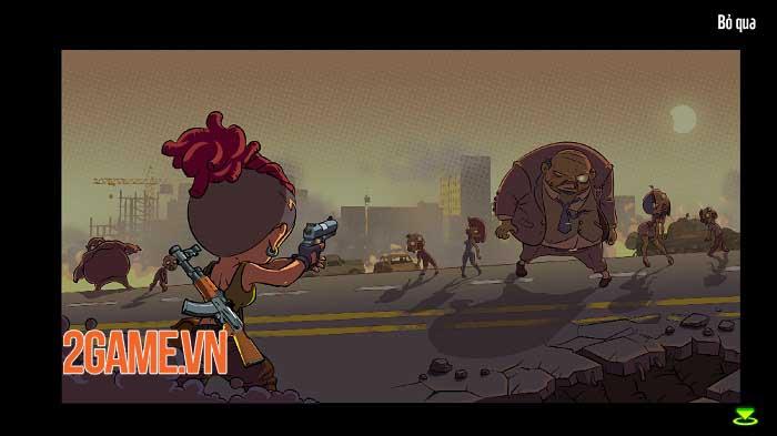Trải nghiệm Đột Kích 3Q: Độc lạ cảnh zombie đổ bộ thế giới Tam Quốc 0