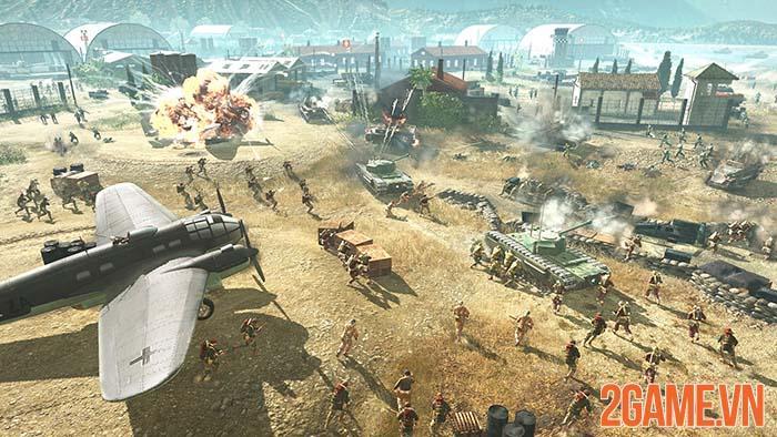 Company of Heroes 3 - Tái hiện lại lịch sử hào hùng của đệ nhị thế chiến 1