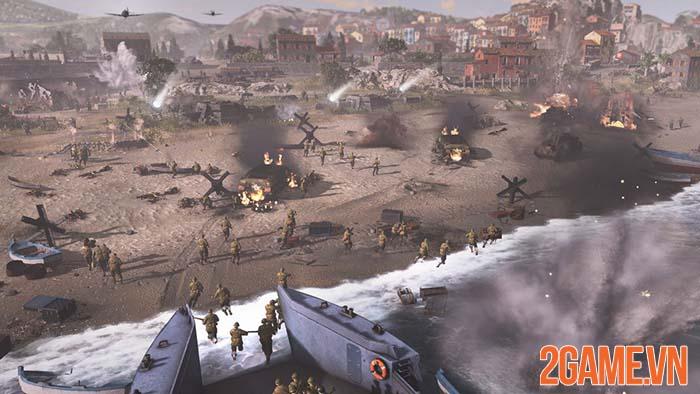 Company of Heroes 3 - Tái hiện lại lịch sử hào hùng của đệ nhị thế chiến 0
