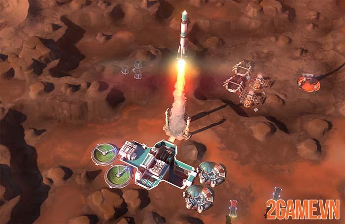 Obduction và Offworld Trading Company game chủ đề vũ trụ miễn phí 2