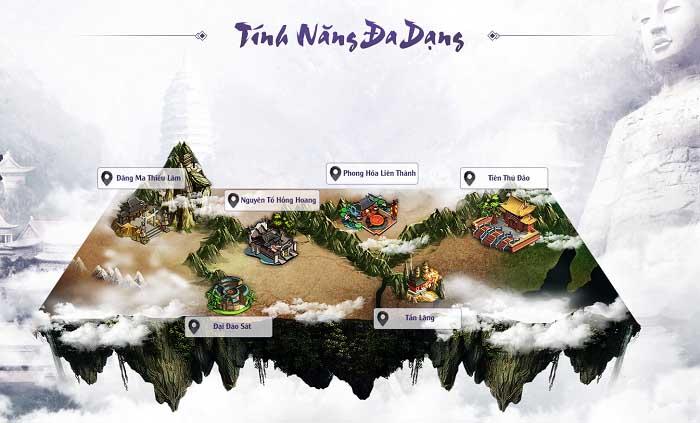 Tiếu Ngạo Giang Hồ chơi lớn, ra mắt phiên bản sắp bắt kịp lộ trình Trung Quốc 4
