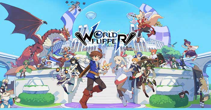 World Flipper - Game hành động chủ đề pinball với nhiều cơ chế ấn tượng 0