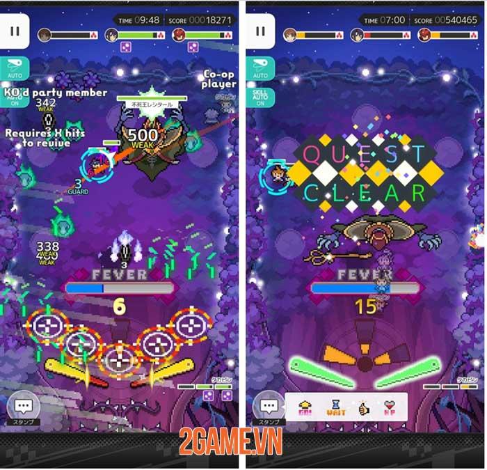 World Flipper - Game hành động chủ đề pinball với nhiều cơ chế ấn tượng 4