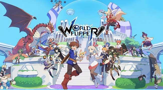 World Flipper – Game hành động chủ đề pinball với nhiều cơ chế ấn tượng