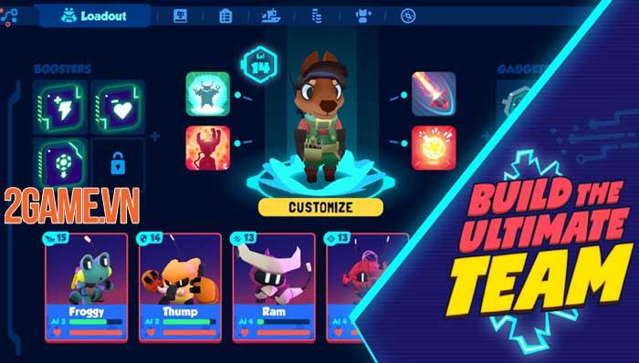 Botworld Adventure - Game nhập vai thế giới mở thu thập phế liệu mới lạ 2