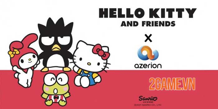 Hello Kitty Pinball - Tựa game đa nền tảng đáng yêu với nhân vật Sanrio 0