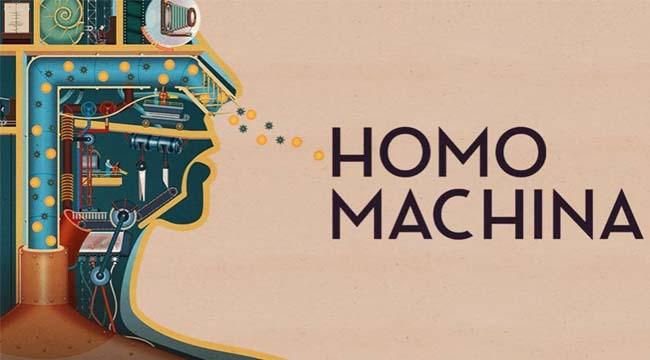 Homo Machina – Nghệ thuật hack não với cảm hứng giải phẫu cơ thể