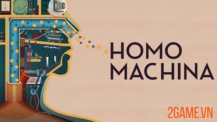 Homo Machina - Nghệ thuật hack não với cảm hứng giải phẫu cơ thể 0