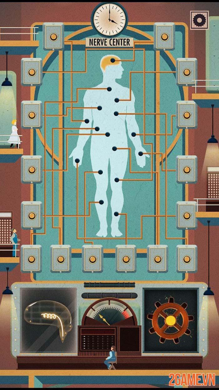 Homo Machina - Nghệ thuật hack não với cảm hứng giải phẫu cơ thể 1