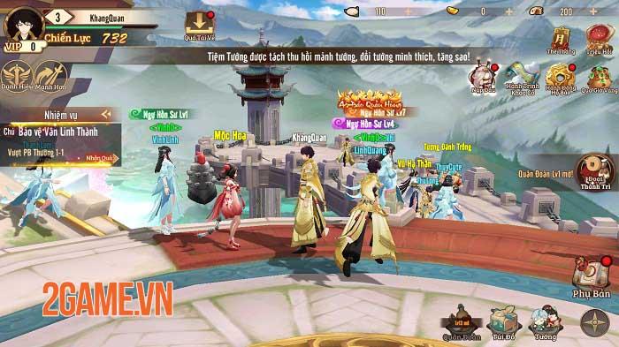 """Game Ngự Hồn Sư """"sắc tài vẹn toàn"""" thừa sức chinh phục cộng đồng game thủ Việt 5"""