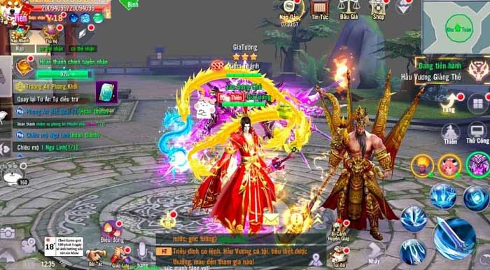 """Game thủ Thiên Ngoại Giang Hồ """"cười hả hê"""" với tính năng mới update 4"""