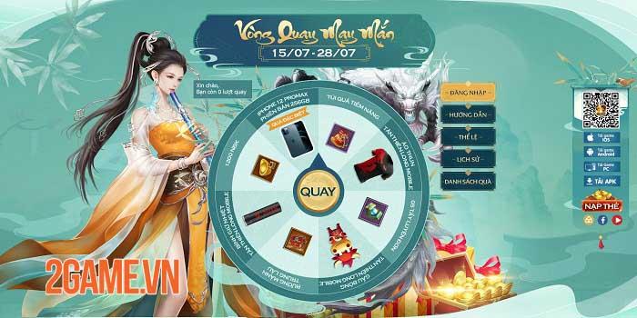 Cộng đồng Tân Thiên Long Mobile VNG hào hứng với loạt event đón môn phái mới Hoa Sơn 3