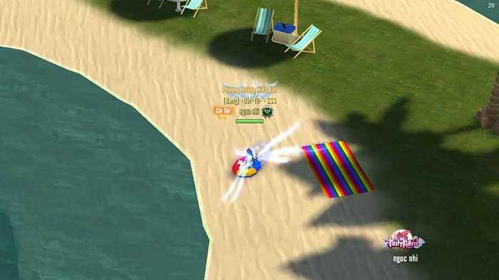 Chỉ với chiếc Smartphone game thủ Tình Kiếm 3D đã được tận hưởng hè sôi động 2