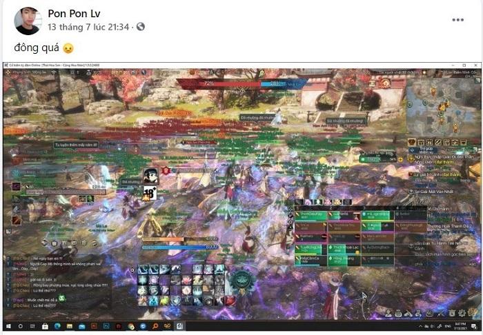 Cổ Kiếm Kỳ Đàm Online khiến game thủ yêu thích PvP cảm thấy thỏa mãn 3