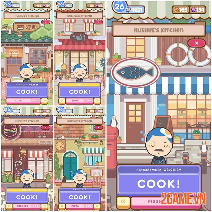 Too many cooks - Khi game thủ đã chán đánh đấm và muốn lấp đầy bao tử 2