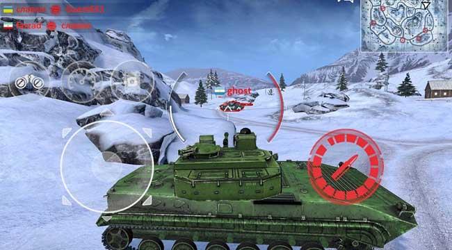 Metal Force 2: Modern Assault – Game bắn tank phong cách quân sự hiện đại