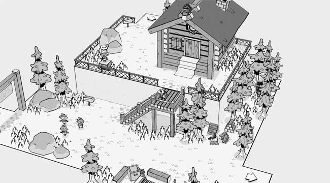 Toem – Game phiêu lưu hấp dẫn 2021 với tông màu đen trắng độc đáo