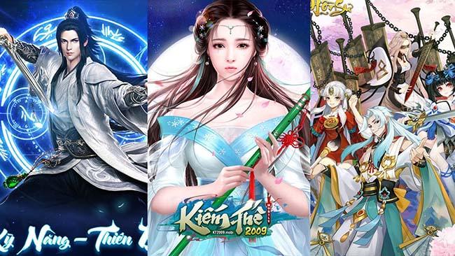 TOP 6 game mobile ấn tượng nhất làng game Việt Nam trong tháng 7