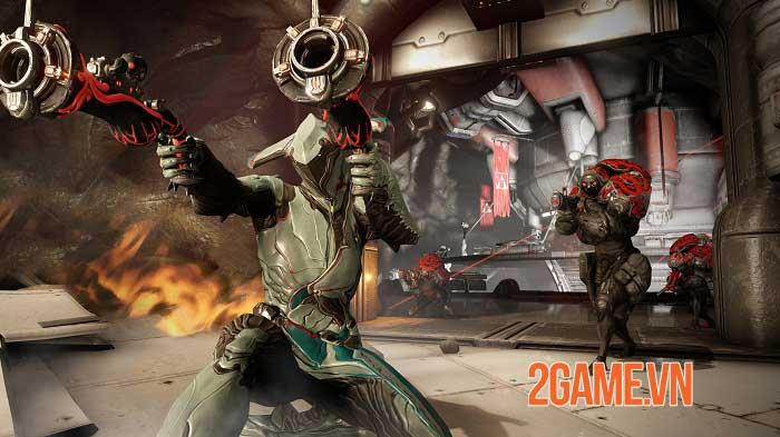 Warframe - Game bắn súng cực ấn tượng trên PC ra mắt phiên bản mobile 0