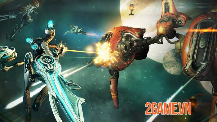Warframe - Game bắn súng cực ấn tượng trên PC ra mắt phiên bản mobile 2