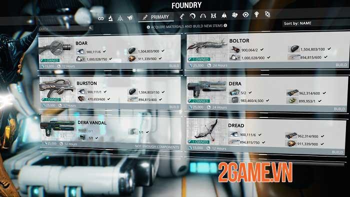 Warframe - Game bắn súng cực ấn tượng trên PC ra mắt phiên bản mobile 4