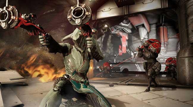 Warframe – Game bắn súng cực ấn tượng trên PC ra mắt phiên bản mobile