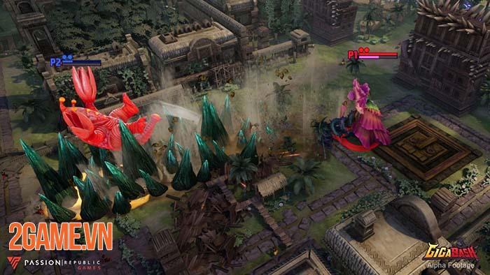 GigaBash - Game coop săn quái vật hấp dẫn dành cho PC-Console 2