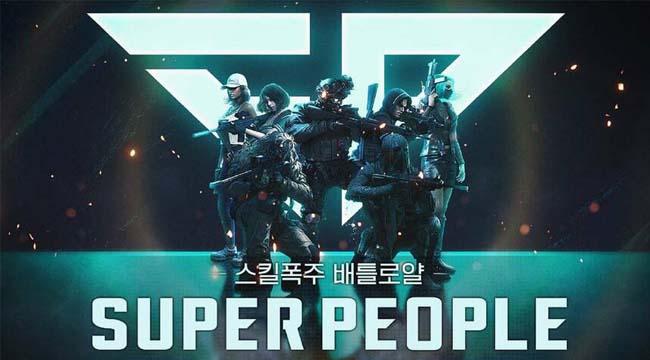 Super People – Game sinh tồn đầy tham vọng đến từ Hàn Quốc