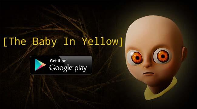 The Baby in Yellow – Trải nghiệm làm phụ huynh dành cho game thủ