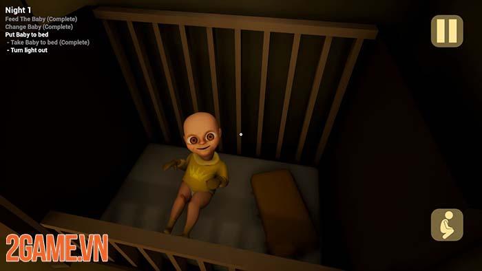 The Baby in Yellow - Trải nghiệm làm phụ huynh dành cho game thủ 0