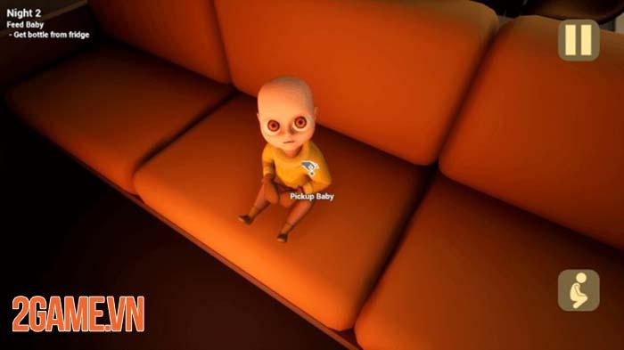 The Baby in Yellow - Trải nghiệm làm phụ huynh dành cho game thủ 2